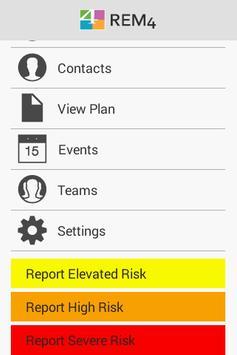 REM4 Mobile Command apk screenshot