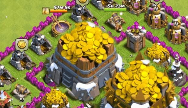 FHX Clash of Clan apk screenshot