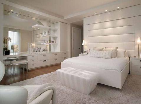 Modern bedroom design apk screenshot