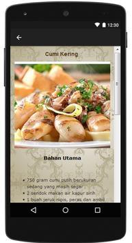 Resep Olahan Cumi apk screenshot