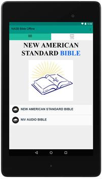 NASV Bible Offline apk screenshot