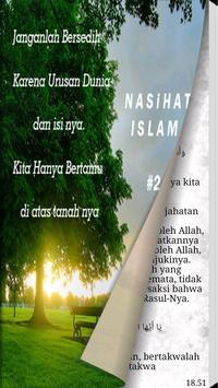 Nasihat Islam 2 poster
