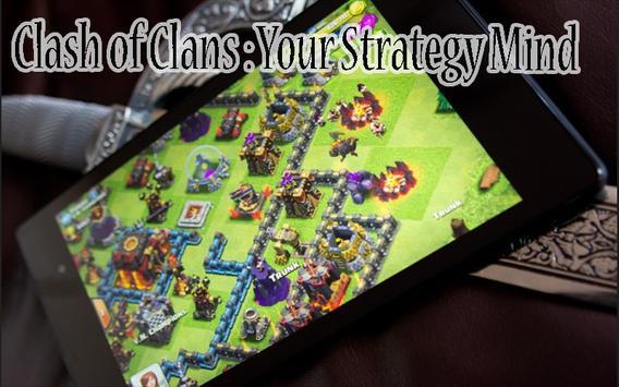 New Clash of Clans Tips apk screenshot