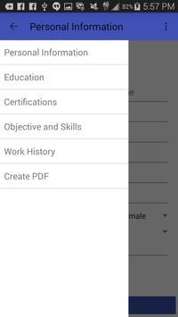 Marketable Resume Builder poster