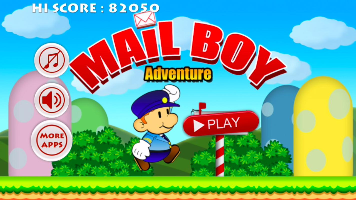 Mail Boy Adventure Apk Download Free Arcade Game For