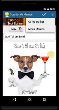 Gerador de Memes apk screenshot