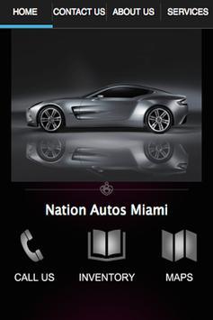NationAutosMiami poster