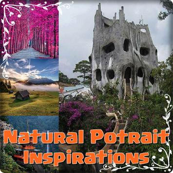 Natural Potraits Inspirations poster