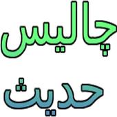 40 Hadees in Urdu icon