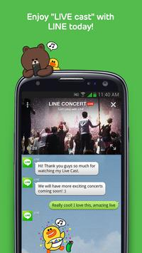 LINE Live Player poster