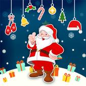 Feliz Navidad icon