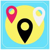 Navigator Map Live GPS icon