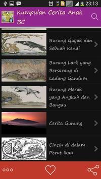 Koleksi Cerita Anak Dunia 2 apk screenshot