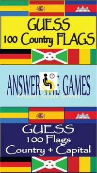 Answer The Games poster
