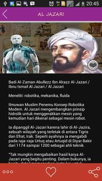 Tokoh Ilmuan Muslim Dunia apk screenshot