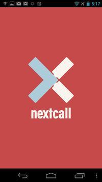Nextcall poster