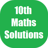 Maths X Solutions for NCERT icon