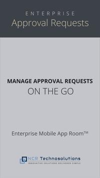 Enterprise Approvals poster