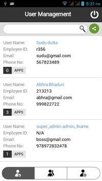 EMAR Admin apk screenshot