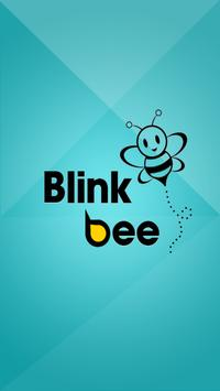 Blinkbee Customer poster