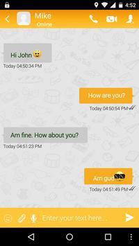 MeoTalk App apk screenshot