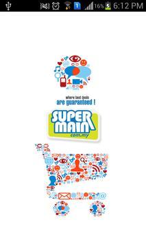 Supermain Merchant poster