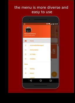 Necis Smart Home apk screenshot
