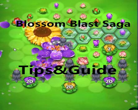 Guide for Blossom Blast Saga apk screenshot