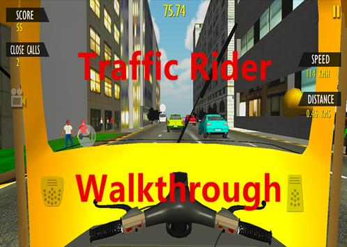 Guide for Traffic Ride New Pro apk screenshot