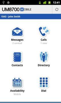 UM8700 Mobile apk screenshot