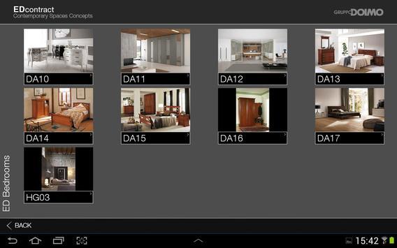 EDcontract catalogue apk screenshot