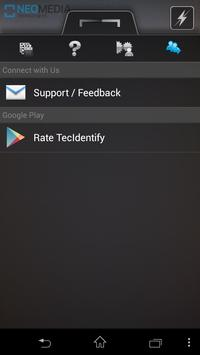 TecIdentify: MAPP Code Scanner apk screenshot
