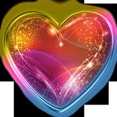 Neon Love Theme icon