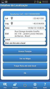 NeoWhere GPS Rastreamento apk screenshot