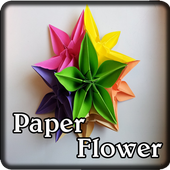 How to Make Paper Flower icon