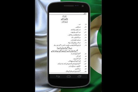 The Constitution of Pakistan apk screenshot