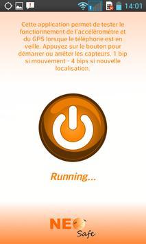 eSafeMe CHECK poster