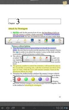 NeoSoar eBooks PDF&ePub reader apk screenshot