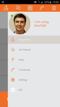 NeoTalk apk screenshot