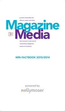 MPA Magazine Factbook 2013 poster