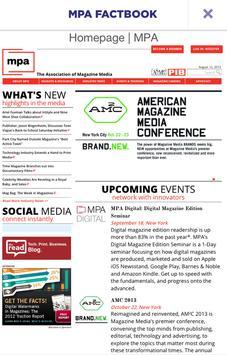 MPA Magazine Factbook 2013 apk screenshot