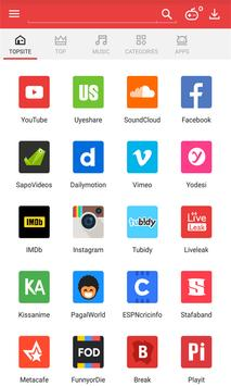 Vidmate -HD Video Downloader & TV ao vivo poster