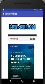 Nemeron poster