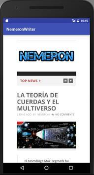 Nemeron apk screenshot
