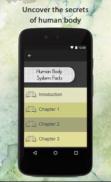 Human Body System Facts apk screenshot