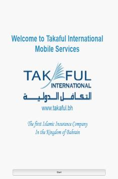 Mobile Takaful poster