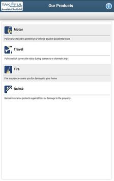 Mobile Takaful apk screenshot