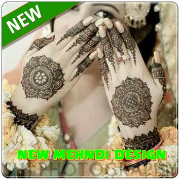 NEW MEHNDI DESIGN poster