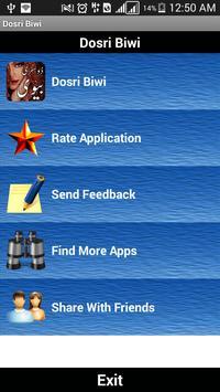 Dosri Biwi apk screenshot
