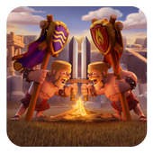 New Battle Camp for COC icon